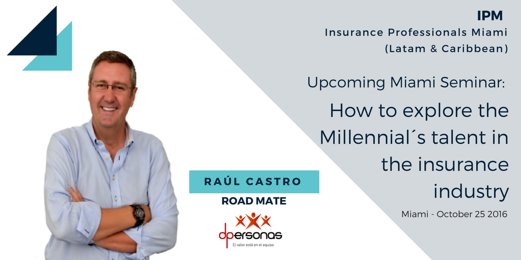 How to explore the Millennial´s talent in the insurance industry